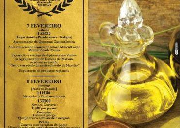El concejo luso de Marvão se prepara para la décima edición de la Quincena Gastronómica del Aceite