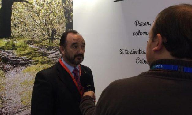 Diputación de Badajoz presenta en FITUR su oferta turística en la que destaca la nueva plataforma web