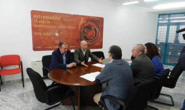 Extremadura colabora con la FEMPEX y Unicef para difundir en la región el proyecto 'Ciudades Amigas de la Infancia'