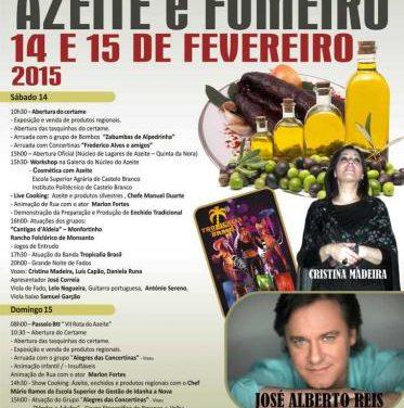 Idanha a Nova celebrará los días 14 y 15 un festival para promocionar el aceite y los embutidos del concejo