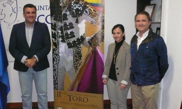 La II edición de la Feria Internacional del Toro de Coria contará  con la presencia de César Rincón