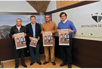 Más de 900 atletas se darán cita en Miajadas en el XLV Gran Premio Cáceres de Campo a Través