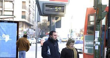 El 112  declara nivel amarillo de alerta por bajas temperaturas en el norte de Cáceres hasta este viernes