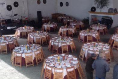Más de 200 personas participan en la degustación de la Quincena del Aceite en Porto da Espada