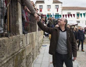 El presidente Monago apoya la Ruta de Carlos V para que sea declarada Itinerario Cultural Europeo