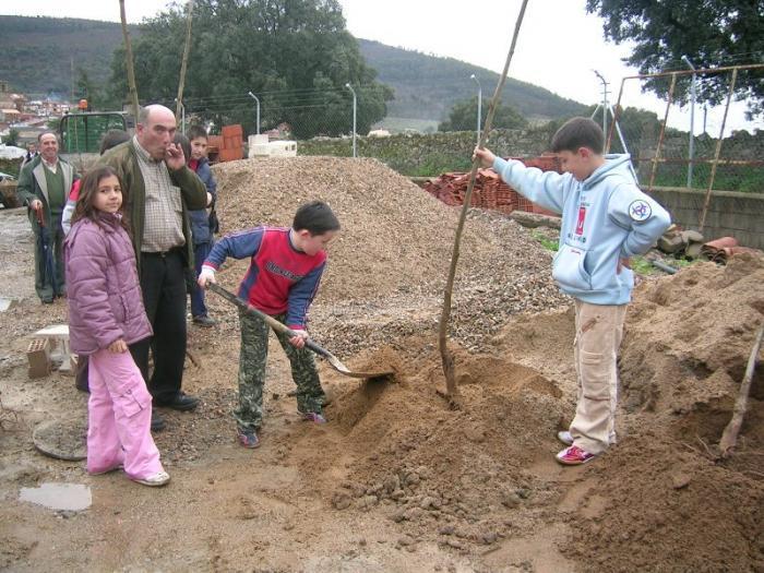 Villanueva de la Sierra demanda la declaración de la Fiesta del Árbol como Fiesta de Interés Regional