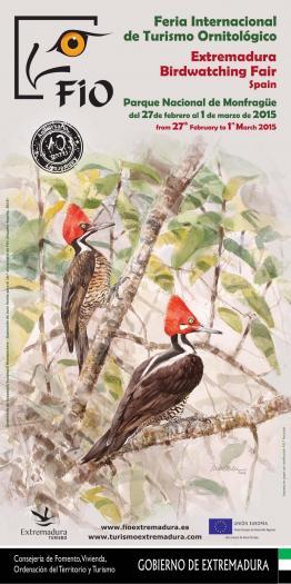 El Ayuntamiento de Moraleja organiza un viaje gratuito a la Feria Internacional de Turismo Ornitológico