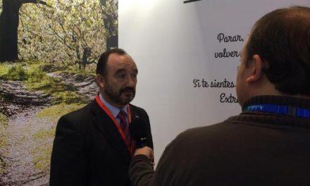 """La Diputación Provincial de Badajoz obtiene el Premio """"Estrella del Turismo 2014"""" por su labor de promoción"""