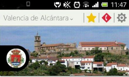 El Ayuntamiento de Valencia de Alcántara contará con una nueva aplicación para informar a los vecinos