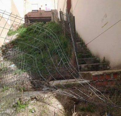 Coria destinará más de 78.000 euros en mejorar las escaleras de la Calle Cervantes