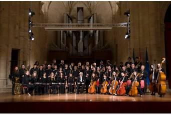 La Banda Sinfónica actúa este domingo en el Gran Teatro a beneficio de la Fundación Vicente Ferrer