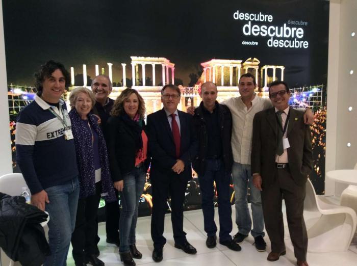 Extremadura inicia el año con un incremento del turismo del 9% y un 15% de viajeros extranjeros