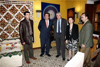 Vara apuesta por poner en valor la tradición artesana en la inauguración del Centro Provincial de Artesanía