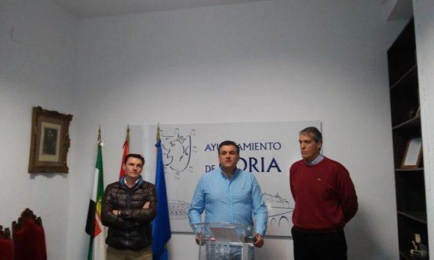 Gobierno de Extremadura y Ayuntamiento de Coria destinan 600.000 euros al nuevo pabellón de deportes