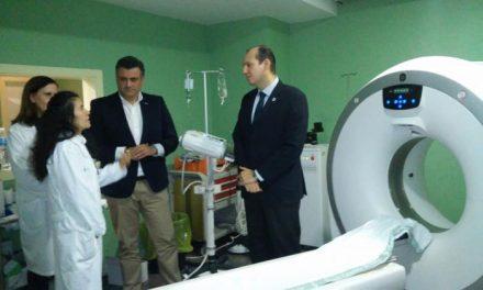 El Gobierno de Extremadura invierte cerca de 300.000 euros en un nuevo TAC en Coria