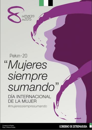 """El Instituto de la Mujer celebra el 8 de Marzo invitando a las mujeres a """"seguir sumando"""""""