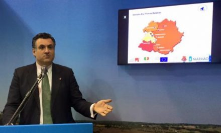 El Ayuntamiento de Coria presenta en Lisboa la aplicación móvil del Circuito por Tierras Rayanas