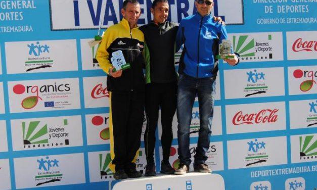 """Más de 100 corredores participaron en Valencia de Alcántara en el """"I Trail Running-Race, Valentrail"""""""