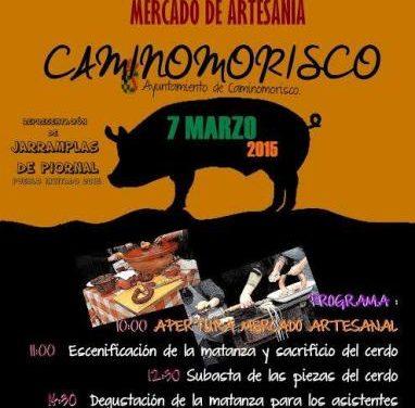Caminomorisco invita a los extremeños a disfrutar este sábado de la matanza tradicional