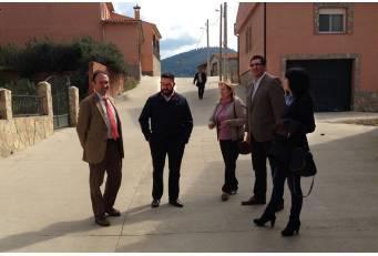 Diputación de Cáceres invierte en Torrecilla de los Ángeles más de 375.000 euros esta legislatura
