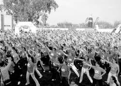 La II Carrera de la Mujer de Villanueva de la Serena congregará a 2.000 féminas el próximo 12 de abril