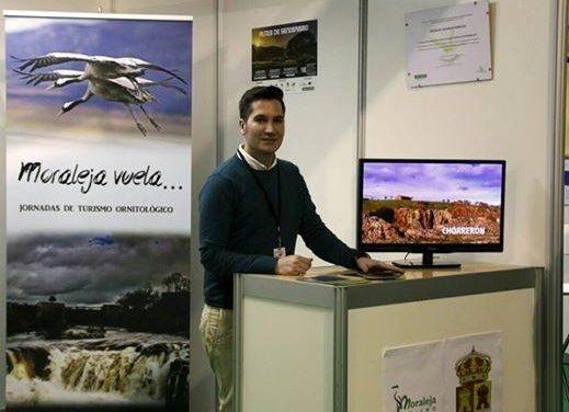 El Ayuntamiento de Moraleja valora positivamente su paso por la Feria de Turismo Ornitológico