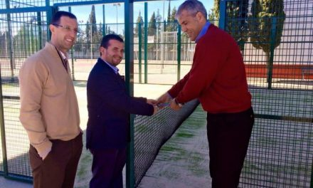 El Gobierno regional destina 150.000 euros para mejorar infraestructuras deportivas en Moraleja