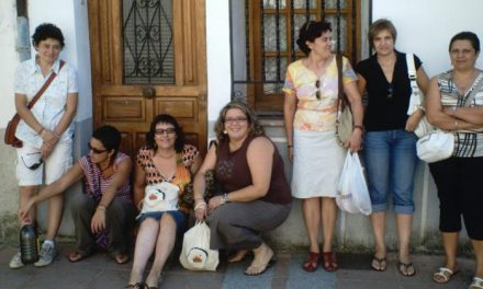 Doce mujeres de Alicante visitan proyectos femeninos emprendedores del Valle de Ambroz y del Valle del Jerte