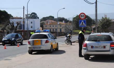 Policía Local de Valencia de Alcántara recuerda la importancia del uso del cinturón de seguridad