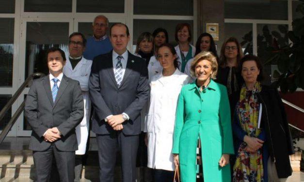 Carrón anuncia que el centro Sociosanitario de Plasencia contará con nuevos profesionales en su planilla