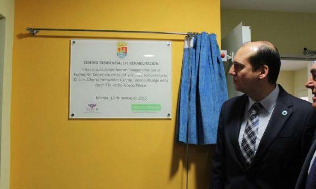 Extremadura cuenta con cerca de 200 plazas para la atención a enfermos mentales graves