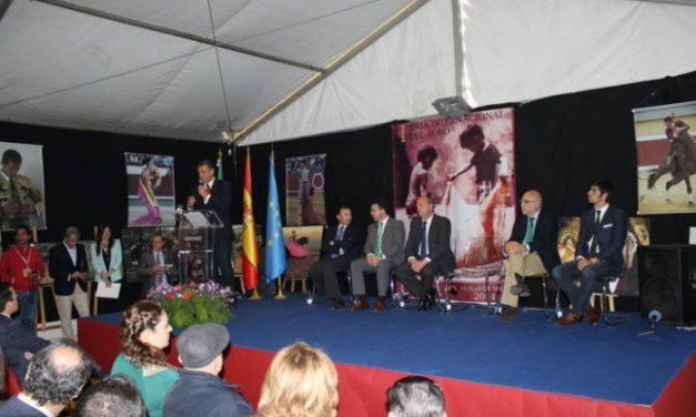 Moraleja repite con estand propio en la Feria del Toro de Coria para promocionar sus recursos