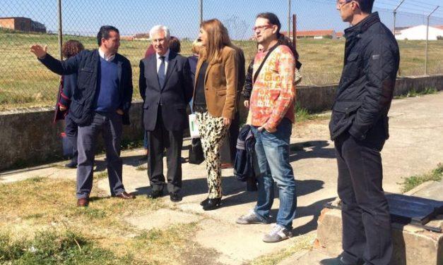 El Gobierno de Extremadura confirma la construcción de un nuevo edificio para el IES Jálama de Moraleja