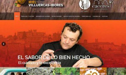 La nueva web de Cáceres Capital Gastronómica 2015 difunde noticias relacionadas con el evento