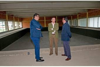 Diputación de Cáceres manifiesta su interés en seguir apostando por invertir en  Moraleja