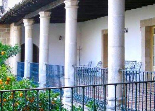 El Ayuntamiento de Coria prepara el anteproyecto para la creación de un espacio cultural en el Palacio de Alba