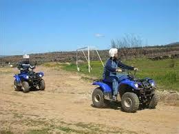 SEO denuncia que quads y motos recorren de manera ilegal las cañadas de Sierra de Gata y  Hurdes