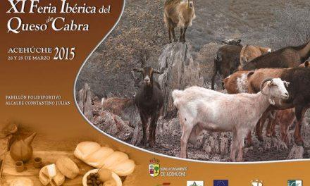 Acehúche se prepara para acoger la visita de cientos de personas a la XI Feria Ibérica del Queso de Cabra