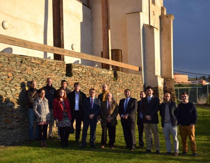 El Gobierno de Extremadura destina más de un millón de euros a la  Hospedería de Alcántara