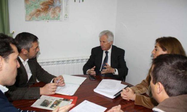 Educación invertirá más de un millón de euros en infraestructuras educativas en Hervás y Holguera
