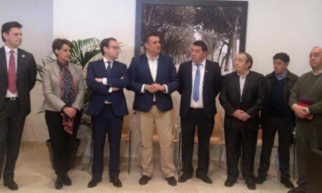 Ballestero inaugura el nuevo tanatorio que cuenta con una inversión de 300.000 euros y  consolida siete empleos