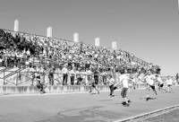 Un total de 1.600 niños de Don Benito participan en el noveno programa de Atletismo Escolar