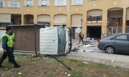 La Guardia Civil descarta la bombona de gas y un obús como detonantes de la explosión de Coria