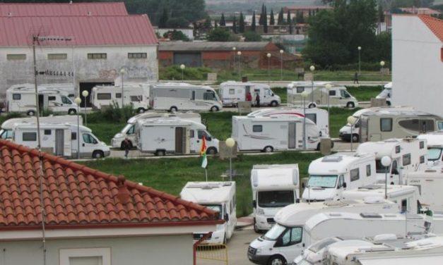 Moraleja espera reunir esta semana más de medio centenar de autocaravanas en la segunda concentración