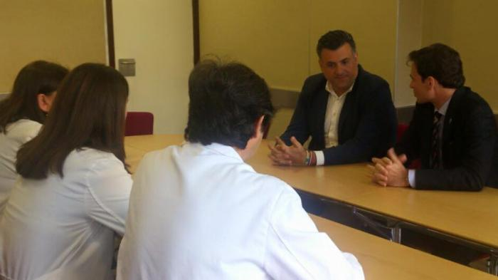 El SES confirma que el Hospital Ciudad de Coria continuará ofreciendo servicios de oncología