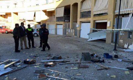 """El vecino de Coria afectado por la explosión en su vivienda está """"estable dentro de su gravedad"""""""