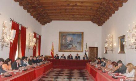 Diputación destinará más de un millón de euros a ferias agroalimentarias, mobiliario urbano y parques