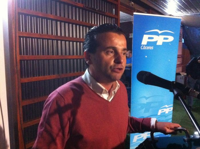 El PP de Moraleja apuesta por Caselles como candidato a la alcaldía y renueva más de la mitad de su lista electoral