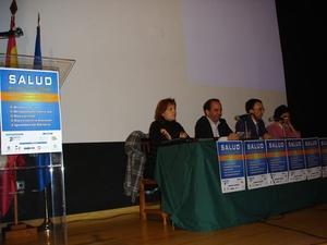 Arroyo de la Luz acoge las primeras Jornadas sobre Salud dirigidas a los padres y madres del municipio
