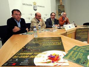 Barcarrota celebra el IV Certamen Gastronómico y las I Jornadas Técnicas sobre el Cerdo Ibérico